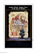 """Movie Posters:Fantasy, The Dark Crystal (Universal, 1982). One Sheet (27"""" X 41""""). Offeredhere is a folded, vintage, theater-used poster for this c..."""