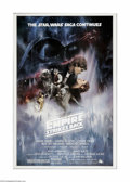 "Movie Posters:Science Fiction, The Empire Strikes Back (20th Century Fox, 1980). Poster (40"" X60""). Offered here is a vintage, theater-used poster for thi..."