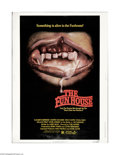 """Movie Posters:Horror, The Funhouse (Universal, 1981). Poster (30"""" X 40""""). Offered here isa vintage, theater-used poster for this horror productio..."""