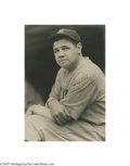 """Autographs:Photos, UPDATE: Please note that this photograph was in fact signed to""""Henry Johnson,"""" a member of the New York Yankees pitching st..."""