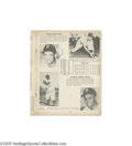Autographs:Others, 1955 Pittsburgh Pirates Team Signed Yearbook. Like many greatautograph collections of the day, this one was assembled by a...