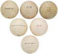 Political:Presidential Relics, Dwight D. Eisenhower: Personally-Used Presidential Golf Balls and More....