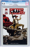 Modern Age (1980-Present):War, Peter Panzerfaust #1 (Image, 2012) CGC NM/MT 9.8 White pages....