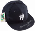 Autographs:Others, Mickey Mantle Signed New York Yankees Hat. ...