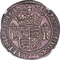 Great Britain, Great Britain: Elizabeth I Trade Coinage. Silver 'Portcullis Money' 4 Testerns ND (1600-1) XF45 NGC,...