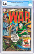 Bronze Age (1970-1979):War, Star Spangled War Stories #150 (DC, 1970) CGC NM+ 9.6 White pages....