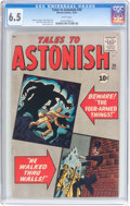Silver Age (1956-1969):Horror, Tales to Astonish #26 (Marvel, 1961) CGC FN+ 6.5 White pages....