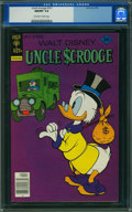 Bronze Age (1970-1979):Cartoon Character, Uncle Scrooge #151 (Gold Key, 1978) CGC NM/MT 9.8 White pages.