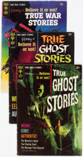 Silver Age (1956-1969):Horror, Ripley's Believe It Or Not! Short Box Group (Gold Key, 1967-80)Condition: Average VG....