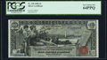 Large Size:Silver Certificates, Fr. 225 $1 1896 Silver Certificate PCGS Very Choice New 64PPQ.. ...