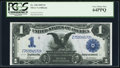 Large Size:Silver Certificates, Fr. 230 $1 1899 Silver Certificate PCGS Very Choice New 64PPQ.. ...