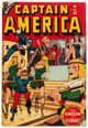 Captain America Comics #62 (Timely, 1947) Condition: Apparent VG-