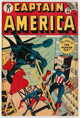 Captain America Comics #60 (Timely, 1947) Condition: Apparent VG