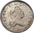 Early Half Dollars, 1794 50C O-104, T-11, R.5 -- Scratched, Improperly Cleaned -- NCS.VF Details....