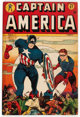Captain America Comics #57 (Timely, 1946) Condition: Apparent GD+