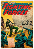Golden Age (1938-1955):War, Our Fighting Forces #2 (DC, 1954) Condition: VG-....