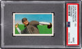 Baseball Cards:Singles (Pre-1930), 1909-11 T206 Piedmont 150 George Mullin (Throwing) PSA Mint 9 - Pop Two, One Higher. ...