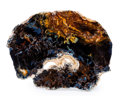 Lapidary Art:Carvings, Pietersite Slab. Outjo, Outjo District. Kunene Region. Namibia. 7.68 x 5.91 x 0.24 inches (19.50 x 15.00 x 0.60 cm). ...