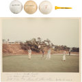 Political:Presidential Relics, John F. Kennedy: Personally-Used Presidential Golf Balls....