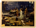 Memorabilia:Movie-Related, The Adventures of Robin Hood Lobby Card (Warner Brothers,1938)....