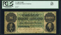 Confederate Notes:1861 Issues, T1 $1,000 1861 PF-1 Cr. 1.. ...