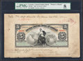 Canadian Currency, Toronto, ON- United Empire Bank of Canada $5 1.5.1904 Ch.#760-10-02 Printer's Model.. ...