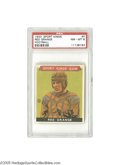 Football Cards:Singles (Pre-1950), 1933 Sport Kings Red Grange #4 PSA NM-MT 8. The Ghost Gallops tothe highest reaches of the population charts with this exc...