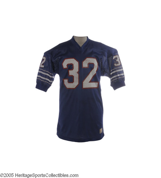 1973 O.J. Simpson Game Worn Jersey from Record 2 ad6976b0a