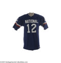 Football Collectibles:Uniforms, Circa 1976-1978 Roger Staubach Pro Bowl Game Worn Jersey. Roger Staubach is the quintessential American sports hero. The 1...