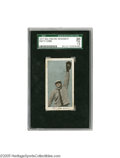 Baseball Cards:Singles (Pre-1930), 1911 Baltimore Newsboy E94 Ty Cobb SGC Fair 20. While a spark ofrecognition should flare in the minds of those familiar wi...