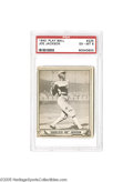 Baseball Cards:Singles (1940-1949), 1940 Play Ball Joe Jackson #225 PSA EX-MT 6. A poor, uneducated farm boy who was dragged down the wrong path by his teammat...