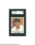 Baseball Cards:Singles (1940-1949), 1941 Play Ball Ted Williams #14 SGC NM 84. Ted Williams and the year 1941 will be forever linked in baseball lore, as it ma...