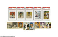 1948-51 Bowman Baseball Set Run. 1948 Bowman Complete Set (48). One of the first major issues of the post-war era, Bowma...