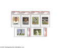 Baseball Cards:Sets, 1950 Bowman Baseball High-Grade Complete Set (252). The gorgeousartwork that made thousands of collectors fall in love wit...