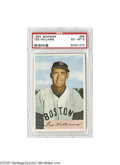 Baseball Cards:Singles (1950-1959), 1954 Bowman Ted Williams #66 PSA EX-MT 6. Splendid color andregistration make this one of the finest photographic portrait...