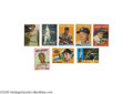 Baseball Cards:Sets, 1957-60 Topps Baseball Set Run. 1957 Topps Complete Set (407). In1957, Topps reduced the size of its cards to the now-fam...