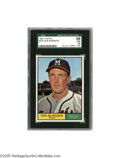 Baseball Cards:Singles (1960-1969), 1961 Topps Don McMahon #278 SGC Gem Mint 98. Want to see what aperfect 1961 Topps baseball card looks like? This is one o...