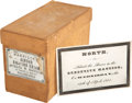 Political:Memorial (1800-present), Abraham Lincoln: William M. Evarts Archive from Lincoln's Washington, D.C. Funeral. ...