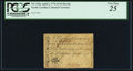 Colonial Notes:North Carolina, North Carolina April 2, 1776 $1/16 Beetle PCGS Very Fine 25.. ...