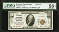 National Bank Notes, Elverson, PA - $10 1929 Ty. 1 The Elverson NB Ch. # 10775. ...