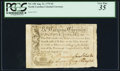 Colonial Notes:North Carolina, North Carolina August 21, 1775 $5 PCGS Very Fine 35.. ...