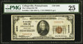 National Bank Notes, Collegeville, PA - $20 1929 Ty. 1 The Collegeville NB Ch. # 8404. ...
