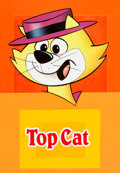 Animation Art:Production Drawing, Top Cat Toy Fair Brochure Cover Pain...