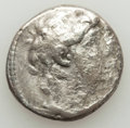 Ancients:Ancient Lots , Ancients: ANCIENT LOTS. Seleucid Kingdom. Ca. late 2nd centuryBC.Lot of four (4) AR tetradrachms. Fine-About VF....(Total: 4 coins)