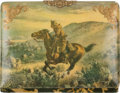 Western Expansion:Buffalo Soldiers, Mounted Plainsman and Native American Photo Album. ...