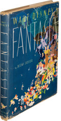 Books:Children's Books, [Walt Disney]. Deems Taylor. Walt Disney's Fantasia. NewYork: Simon and Schuster, 1940. First edition, inscribed ...