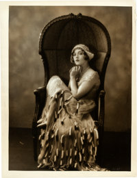 """Marion Davies in Beverly of Graustark by Ruth Harriet Louise (MGM, 1926). Very Fine-. Photo (10.25"""" X 13.5"""").M..."""