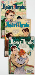 Golden Age (1938-1955):Romance, Heart Throbs Group of 27 (Quality/DC, 1961-72) Condition: AverageVG.... (Total: 27 Comic Books)