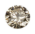 Estate Jewelry:Unmounted Diamonds, Unmounted Fancy Brownish Yellow Colored Diamond. ...