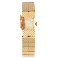 Estate Jewelry:Watches, Concord Lady's Gold Watch. ...
